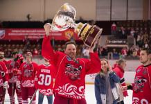ВХЛ-Б: Белорусский защитник завоевал Кубок Федерации