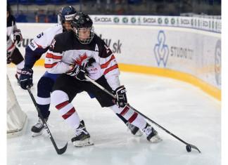 ЮЧМ-2017: Канада (U18) уверенно обыграла Швейцарию, США одолела Чехию