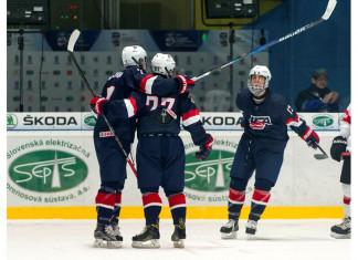 ЮЧМ-2017: Команда США (U-18) дожала в третьем периоде сборную Швейцарии