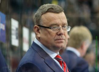 Игорь Захаркин: Только активный и мобильный хоккей имеет право на успех