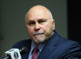 НХЛ: Главный тренер «Вашингтона» сохранил свой пост