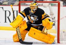 НХЛ: «Калгари» нацелились на вратаря «Питтсбурга»