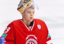 КХЛ: Вратарь «Витязя» подписал контракт с клубом НХЛ