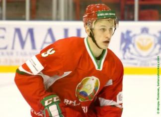 ЧБ: Хоккеист «Юности» перешел в «Могилев»