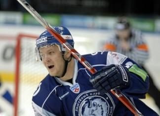КХЛ: Экс-форвард минского «Динамо» перешел в «Адмирал»