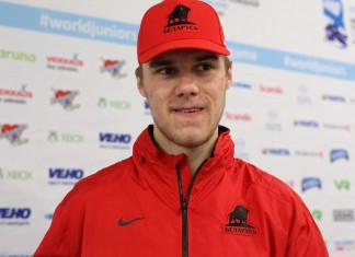 НХЛ: Белорусский хоккеист не попал в заявку «Лос-Анджелеса» на выставочный матч с «Ванкувером»
