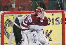 НХЛ: Латвийский вратарь выставлен на драфт отказов
