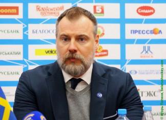 Рикард Грёнборг: Далин уже играл на турнире в Беларуси, он невероятный талант