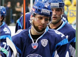 ВХЛ: «Рубин» подтвердил расставание с белорусским защитником