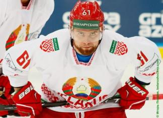 Три игрока сборной Беларуси не сыграют с Канадой