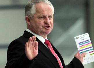 «БХ»: Экс-тренер минского «Динамо» присутствует на матче Беларусь - Канада