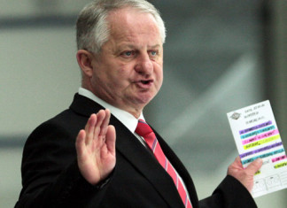 «БХ». Юлиус Шуплер: В целом был приятно удивлён большинством белорусских хоккеистов