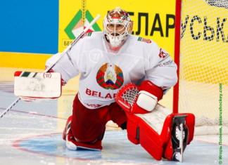 «БХ»: Основной голкипер сборной Беларуси завершил карьеру