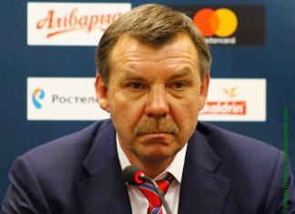 Олег Знарок: Мы стремились четыре года к тому, чтобы сыграть в финале
