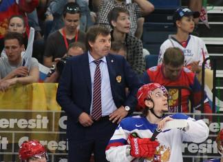 Олег Знарок: Этот матч был для меня самым важным в жизни