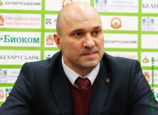 Владимир Цыплаков: За увод команды с площадки не увольняют, мы потеряли хорошего специалиста