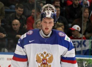 НХЛ: 23-летний российский вратарь одержал 40-ю победу в сезоне