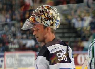 НХЛ: Экс-вратарь минского «Динамо» претендует на «Везина Трофи»