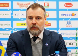 Рикард Грёнборг: Хелльберг дал нам шанс победить Беларусь