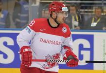 ЧМ-2018: Нападающий «Сан-Хосе» сыграет за сборную Дании