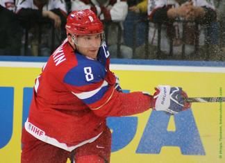 Александр Овечкин: У нас с Кузей одинаковая школа хоккея, тем более разговариваем на одном языке