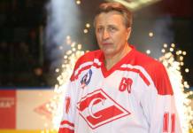 Легендарный советский хоккеист вошел в Зал славы НХЛ