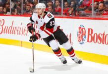НХЛ: «Аризона» подписала 8-летний контракт с защитником сборной Швеции на $ 66 млн