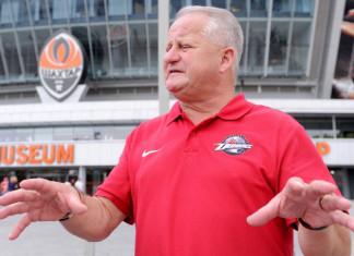 Экс-тренер минского «Динамо» возглавил украинский клуб