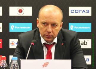 Сергей Шавернев: Скабелка должен доказать белорусской стороне, что он сильный тренер