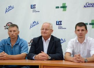 Юлиус Шуплер: По окончанию цикла отправимся в Беларусь