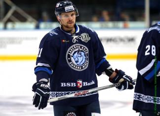 ЧБ: Артур Гаврус принимает участие в матче за «Динамо-Молодечно»