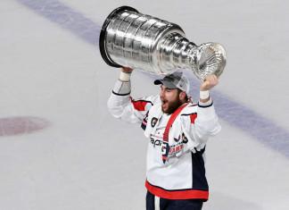 НХЛ: «Вашингтон» подписал новое 6-летнее соглашение с канадским форвардом на $ 31 млн