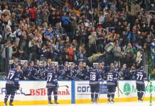 Хоккей на ТВ: «КХЛ-ТВ» покажет матч «Динамо-Минск» - «Сибирь» в прямом эфире