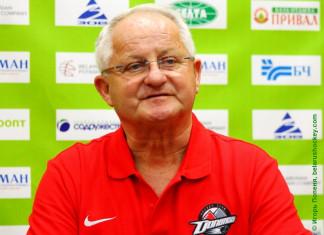 Юлиус Шуплер: «Юность» играет в техничный хоккей, хочу привить такой же стиль «Донбассу»