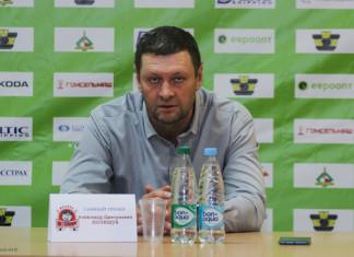 Александр Полищук: Игрой доволен, веселый получился хоккей