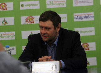 Александр Полищук: Во втором периоде нам дали отличную возможность выиграть матч