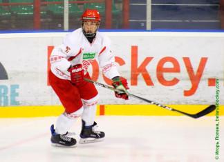 «БХ»: 18-летний белорусский защитник официально подписал контракт с «Миссиссогой Стилхедс»