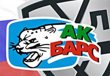 КХЛ: «Ак Барс» и «Нефтехимик» произвели обмен