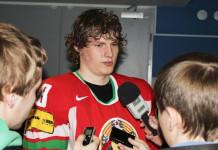 «БХ»: Белорусский защитник рискует пропустить из-за травмы весь сезон в ВХЛ