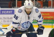 Белорусский хоккеист набрал первое в карьере очко в КХЛ