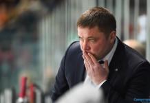 В КХЛ состоялась очередная тренерская отставка