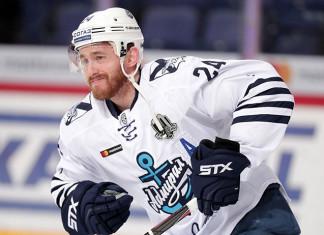 КХЛ: Американский защитник объявил о переходе в минское «Динамо»