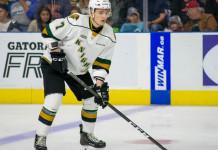 НХЛ: Белорусского хоккеиста могут задрафтовать в первом раунде 2019 года