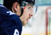 КХЛ: Защитник сборной Беларуси потерял место в основе «Витязя»