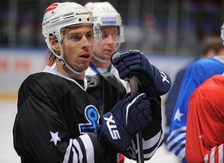КХЛ: 34-летний американский форвард может перейти в минское «Динамо»