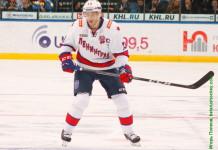 Евротур: Два хоккеиста не помогут сборной России на Кубке Первого канала