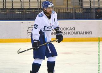 КХЛ: Белорусский нападающий против «Сибири» провёл лучший матч в карьере