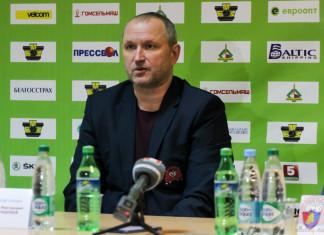 Сергей Тертышный: В желании претензий нет, но по организации игры проблем очень много