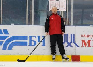 Сергей Тертышный: Хорошо, что забили пять, мы в этом сезоне еще больше трех шайб не забрасывали