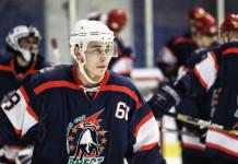 Экстралига Б: Российский хоккеист заключил с «Брестом» просмотровый контракт